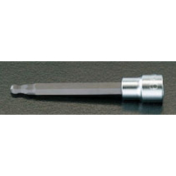 "(3/8"") Ball Point Hex Bit Socket EA618BS-208"