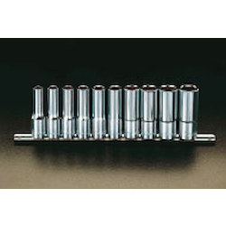 "(1/2"") Deep Socket Set EA618CN"