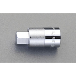 "(1/2"") Hexagonal Bit Socket (Inch) EA618KT-110"