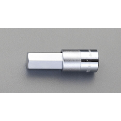 "(1/2"") Hexagonal Bit Socket EA618KT-4"