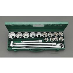 "Socket Wrench Set (3/4"") EA618L-8"