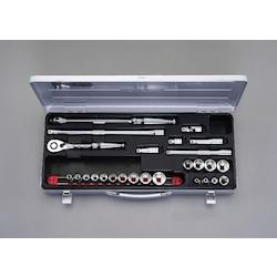 "3/8""sq Socket Wrench Set EA618P-4"
