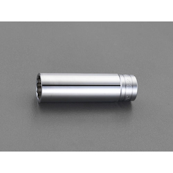 "1/2""sq x 10mm Deep Socket(12P) EA618RN-10"