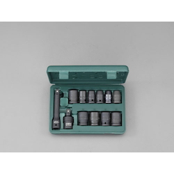 "1/2""sq Impact Socket Set(mm) EA687SM-1"