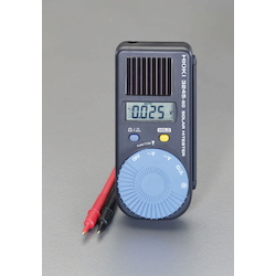 Tester (Digital)(Solar Battery Charger) EA707A-8A