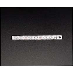 Silver Straight Ruler EA720YD-2