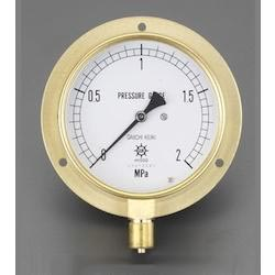 Pressure Gauge With Flange EA729DC-6