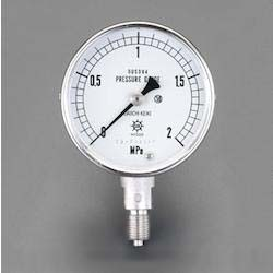 [All Stainless Steel] Pressure Gauge EA729DK-16