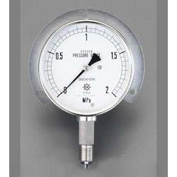 [All Stainless Steel] Pressure Gauge With Flange EA729DN-16