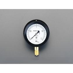 Sealed Pressure Gauge with Flange EA729DS-6