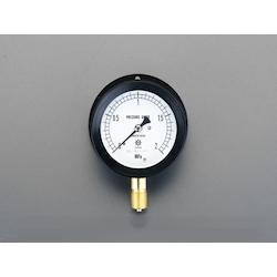 Sealed Pressure Gauge with Flange EA729DT-100