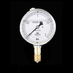 [Glycerin Filled] Pressure Gauge EA729GD-100