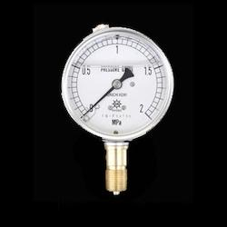 [Glycerin Filled] Pressure Gauge EA729GD-6