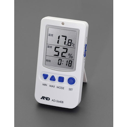 Digital temperature and humidity meter EA742EG-12A