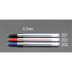 Pressure Feed Type Refill for Ballpoint Pen EA765MG-201