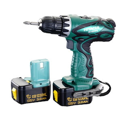 [Rechargeable] Screwdriver Drill EA813CE-2
