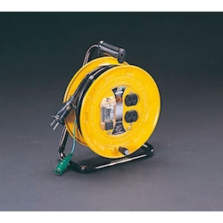 Cord Reel (with Earth Leakage Breaker and Earthling) EA815A