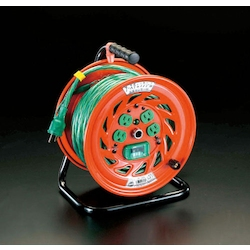 Earth Check Cord Reel (with Earth Leakage Breaker) EA815DF-1