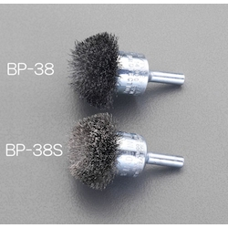 Wire Brush with Shaft EA819BP-38S