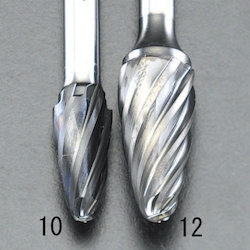 [Carbon Coating] Carbide Bit for aluminum EA819VY-10