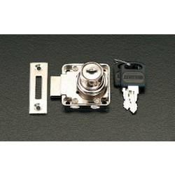 Cylinder Lock with Face EA951KD-1