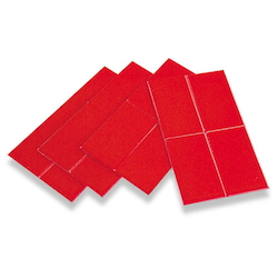 Reflective Sheet (Red / 16Pcs) EA983GB-76