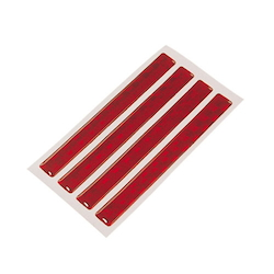 Reflective Protector (Red / 4Pcs) EA983GB-81
