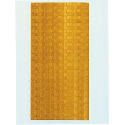 Reflective Sticker (Gold / 6Pcs) EA983GB-92