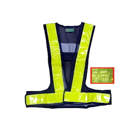 Led Safety Vest EA983R-15A