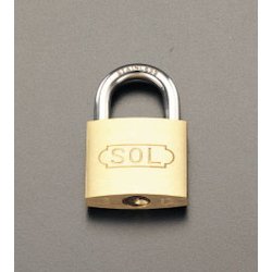 Cylinder Padlock [Stainless Steel Hanger] EA983TC-57