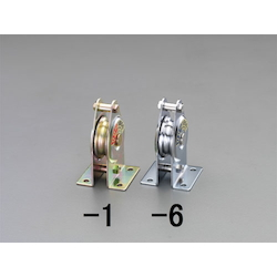 (Stainless Steel) Vertical Type Fixed Pulley (1 Wheel) EA987HS-6
