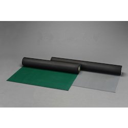 1200 x 5mm x 5m Ribbed Rubber Mat EA997RA-47