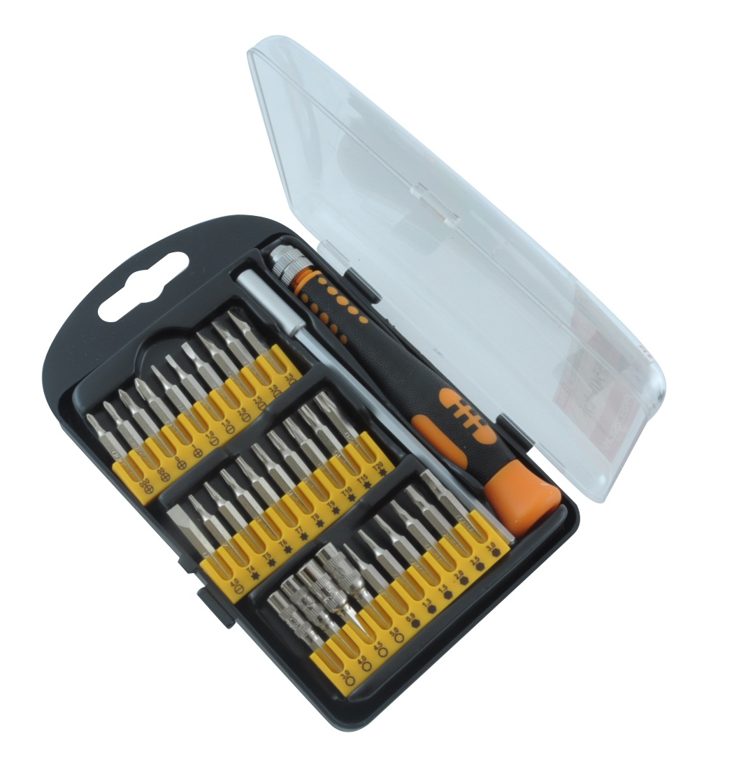 Precision screwdriver set EPS-650