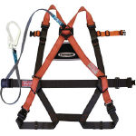 Full Harness Safety Belt (Comes with G Cut Lanyard/Body-Belt Type)