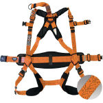 Full Harness Safety Belt, Color with Body Belt