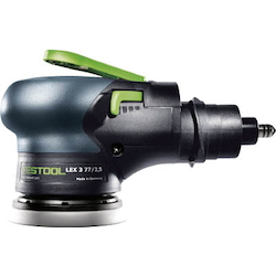 Double Action Air Sander for Spot Repairs