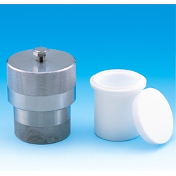 Teflon Crucible/Teflon Crucible, Jacket Type Crucible 5 mL–100 mL