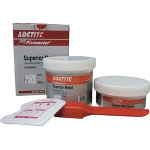 Loctite Super Real Metal Solvent Resistant Grade Epoxy Repair Agent