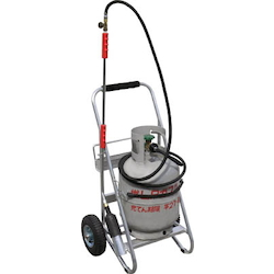 Propane Burner with Dolly