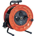 Cord Reel Three-phase 200 V Electric Wire Length (m) 20–50