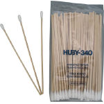 Industrial Cotton Swabs Pointed Shell Type 4.7 mm/Wood Shaft