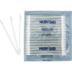 Industrial Cotton Swabs Pointed Cone Type 3.0 mm/Paper Shaft 1 Box 5,000 Count/50,000 Count