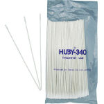 Industrial Cotton Swabs Pointed Shell Type 2.3 mm/Paper Shaft