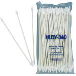 Industrial Cotton Swabs Pointed Cone Type 5.0 mm/Paper Shaft