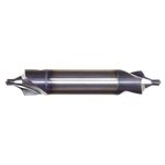 Carbide Center Drill, B Type, ALD Coating