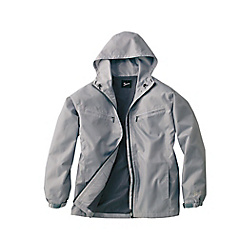 Jawin Short Coat (With Hood)