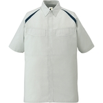 Ecological Antistatic Short Sleeve Shirt (for Spring and Summer)