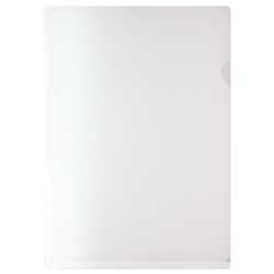 Clear Folder Recycled Thick Type