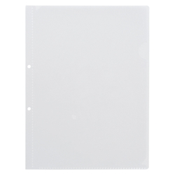 Pocket for Clear File Folder HOLDER IN Replacement Type