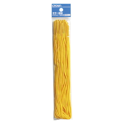 Colored Binding Laces Pylen/Cell Tip Yellow 20 Units
